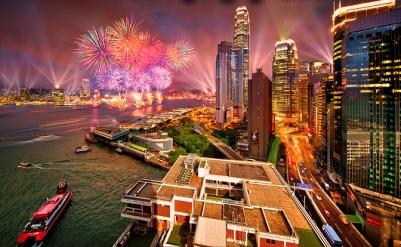 LEELA LEISURE DINNER CRUISE HONG KONG 2015