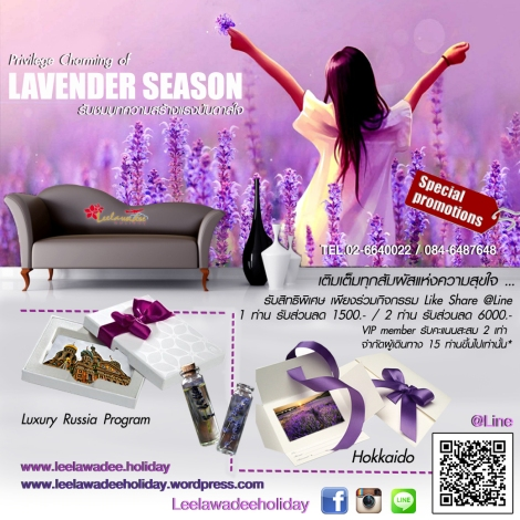Banner Lavender promotion Final