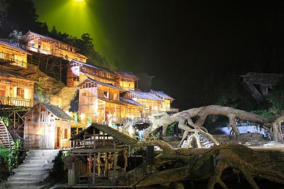 Zhangjiajie Show 2