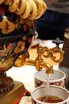 ซาโมวาร์ หรือ กาต้มน้ำชา 2