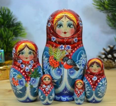 ตุ๊กตาแม่ลูกดก 4