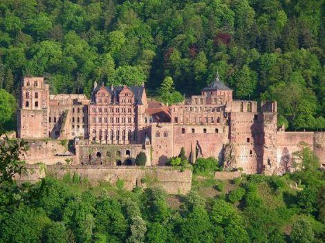 Heidelberge castle 1