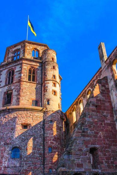 Heidelberge castle 5