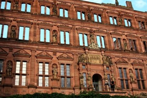 Heidelberge castle 6