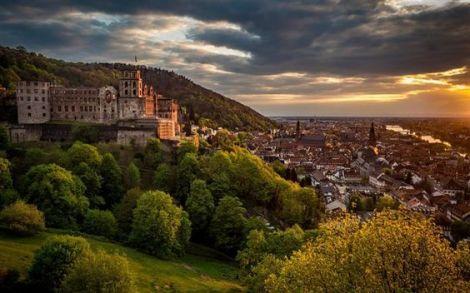 Heidelberge castle 7
