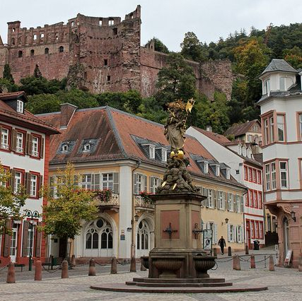 Heidelberge castle 9